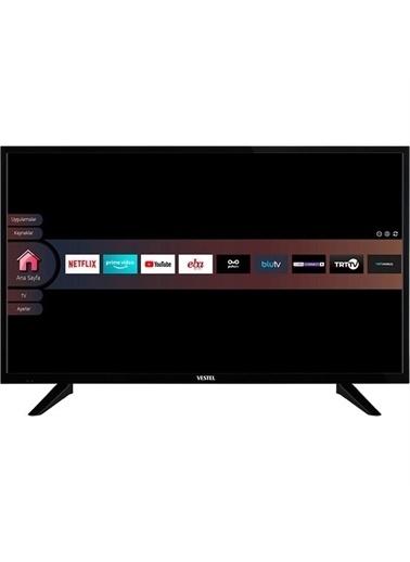 Vestel Vestel 39H9400 39 inc 99 Ekran Uydu Alıcılı Hd Smart LED Televizyon Siyah